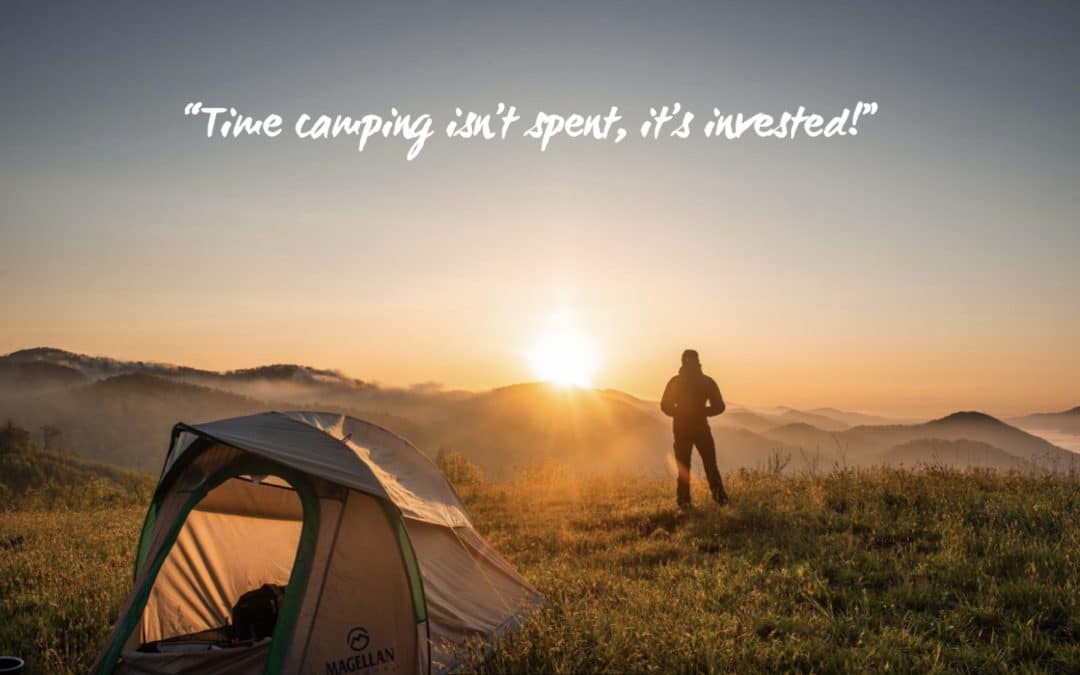 Here's how camping makes you healthy